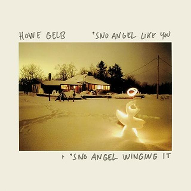 Howe Gelb SNO ANGEL LIKE YOU / SNO ANGEL Vinyl Record - Black Vinyl, Gatefold Sleeve, Digital Download Included