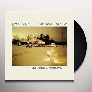 Howe Gelb SNO ANGEL LIKE YOU / SNO ANGEL Vinyl Record - Black Vinyl, Gatefold Sleeve, Digital Download Included