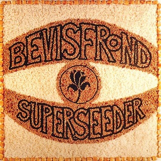 The Bevis Frond SUPERSEEDER Vinyl Record - Digital Download Included