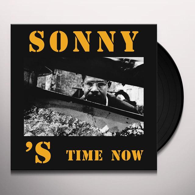 Sonny Murray SONNY'S TIME NOW Vinyl Record