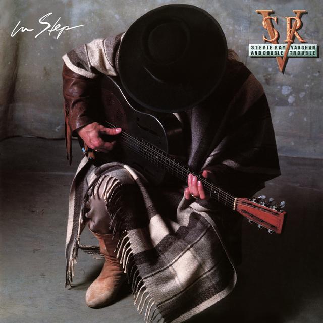 Stevie Ray Vaughan IN STEP Vinyl Record - 200 Gram Edition