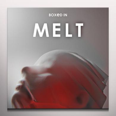 Boxed In MELT Vinyl Record - Colored Vinyl, 180 Gram Pressing, Red Vinyl, Digital Download Included
