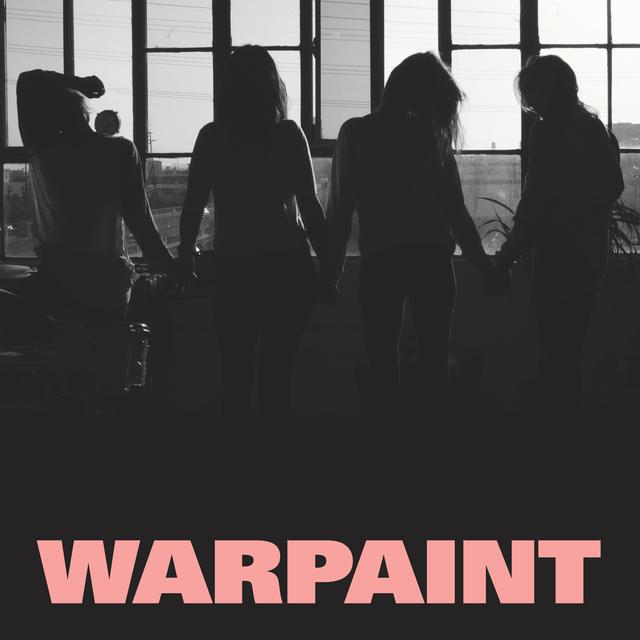 Warpaint HEADS UP Vinyl Record