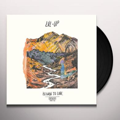 LVL UP RETURN TO LOVE Vinyl Record - Digital Download Included