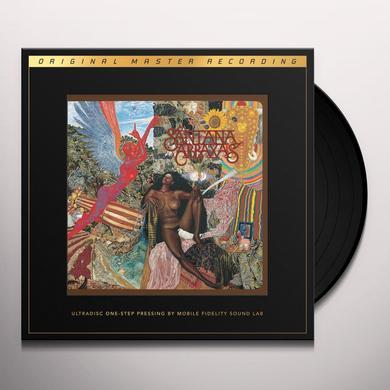 Santana ABRAXAS Vinyl Record - Limited Edition, 180 Gram Pressing