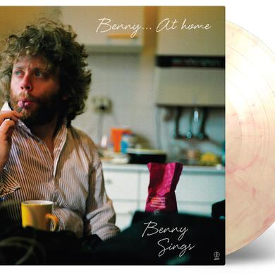 Benny Sings BENNY... AT HOME Vinyl Record