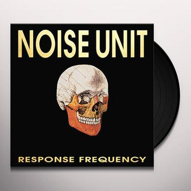 Noise Unit RESPONSE FREQUENCY Vinyl Record