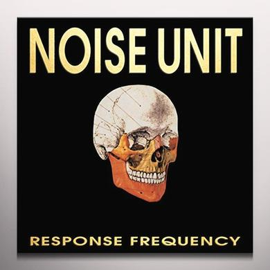 Noise Unit RESPONSE FREQUENCY Vinyl Record - Colored Vinyl, Yellow Vinyl