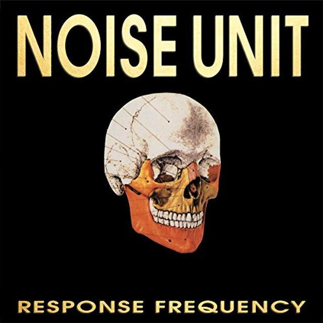 Noise Unit RESPONSE FREQUENCY Vinyl Record - Colored Vinyl, Yellow Vinyl