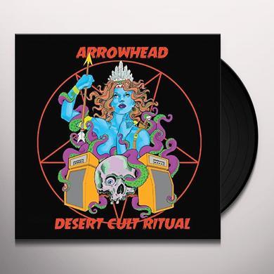 Arrowhead DESERT CULT RITUAL Vinyl Record