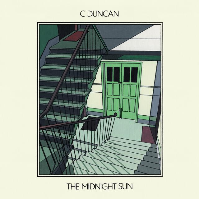 C Duncan MIDNIGHT SUN Vinyl Record - UK Import
