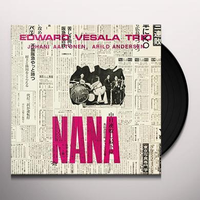 Edward Quintet Vesala NANA Vinyl Record