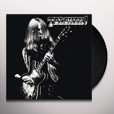 Jukka Tolonen TOLONEN! Vinyl Record