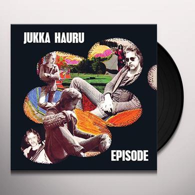 Jukka Hauru EPISODE Vinyl Record