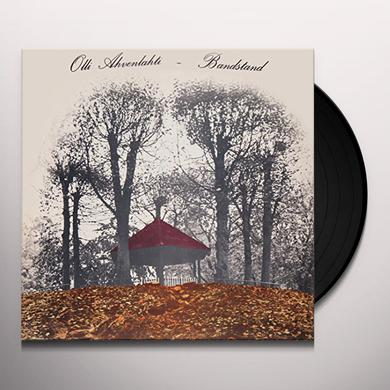 Olli Ahvenlahti BANDSTAND Vinyl Record - UK Import