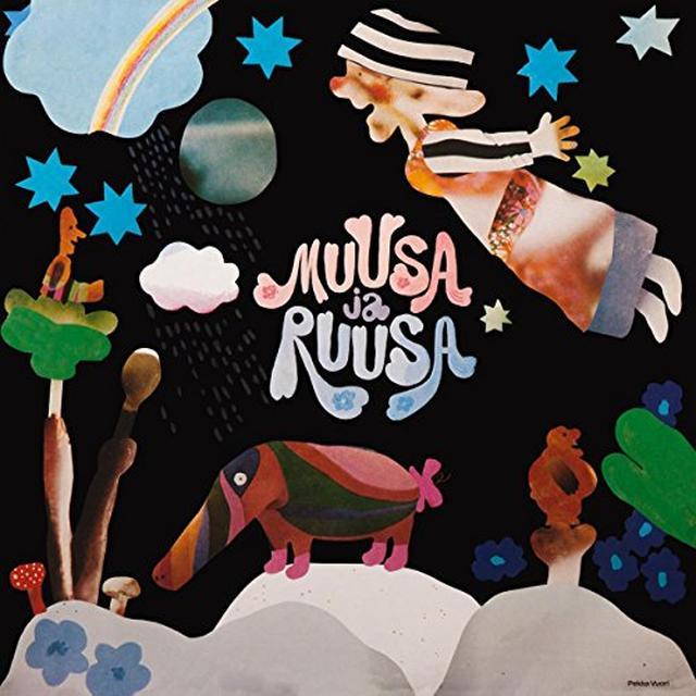EERO KOIVISTOINEN MUUSA JA RUUSA Vinyl Record - UK Import