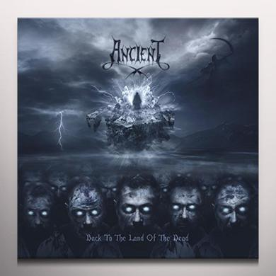 Ancient BACK TO THE LAND OF THE DEAD (GREY VINYL) Vinyl Record