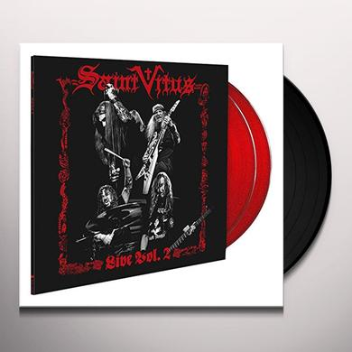 Saint Vitus LIVE VOL 2 Vinyl Record