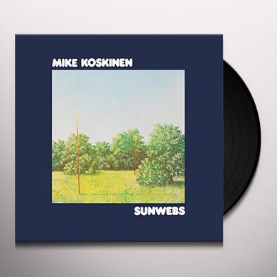 Mike Koskinen SUNWEBS Vinyl Record
