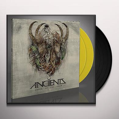Anciients VOICE OF THE VOID Vinyl Record - UK Import