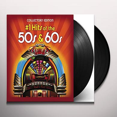 #1 HITS OF THE 50S & 60S / VAR Vinyl Record
