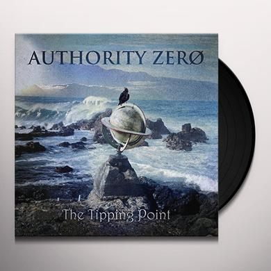 Authority Zero TIPPING POINT Vinyl Record