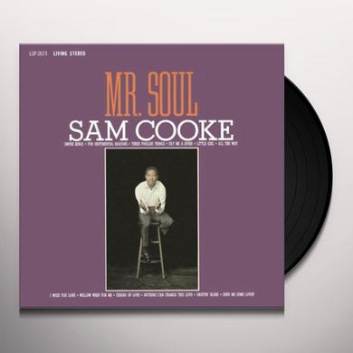 Sam Cooke MR SOUL Vinyl Record
