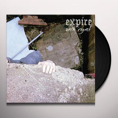 Expire WITH REGRET Vinyl Record