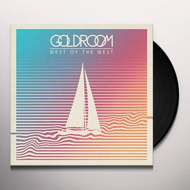 Goldroom WEST OF THE WEST Vinyl Record
