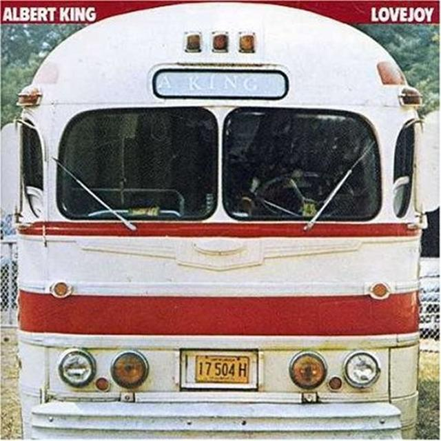 Albert King LOVEJOY Vinyl Record