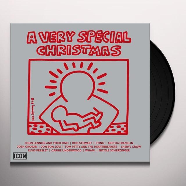VERY SPECIAL CHRISTMAS / VARIOUS Vinyl Record