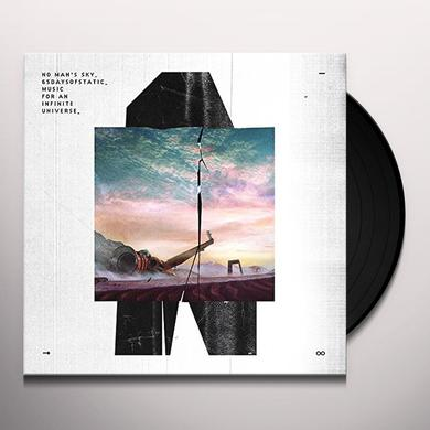 65DAYSOFSTATIC (GATE) NO MAN'S SKY: MUSIC FOR AN INFINITE UNIVERSE Vinyl Record