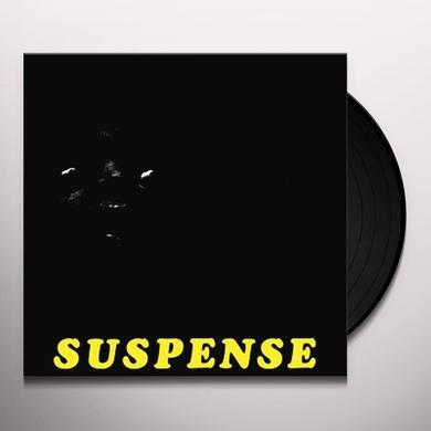 Piero Umiliani / Various SUSPENSE Vinyl Record