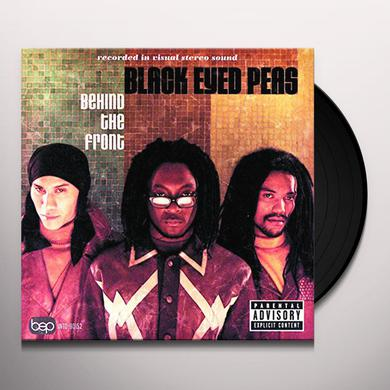Black Eyed Peas BEHIND THE FRONT Vinyl Record