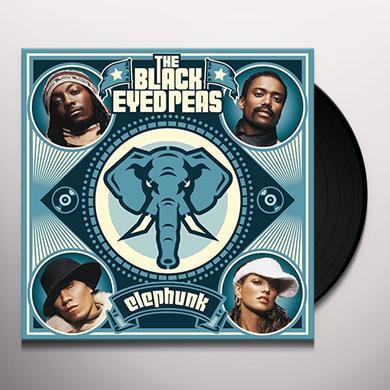 Black Eyed Peas ELEPHUNK Vinyl Record