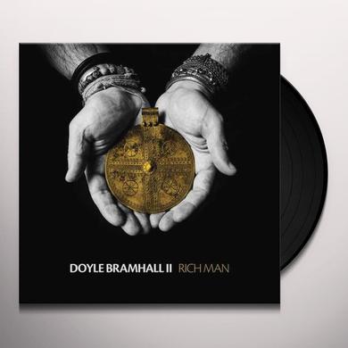Doyle Ii Bramhall RICH MAN Vinyl Record