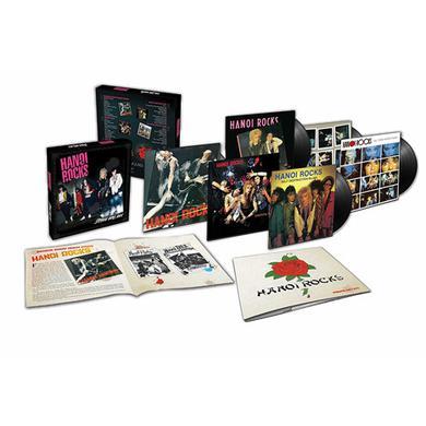 Hanoi Rocks STRANGE BOYS Vinyl Record