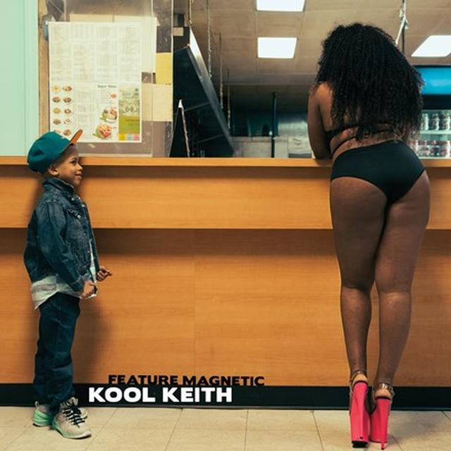 Kool Keith FEATURE MAGNETIC Vinyl Record