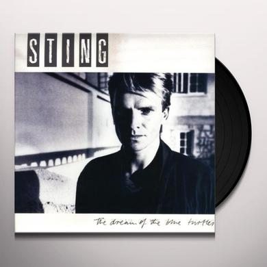 Sting DREAM OF THE BLUE TURTLES Vinyl Record
