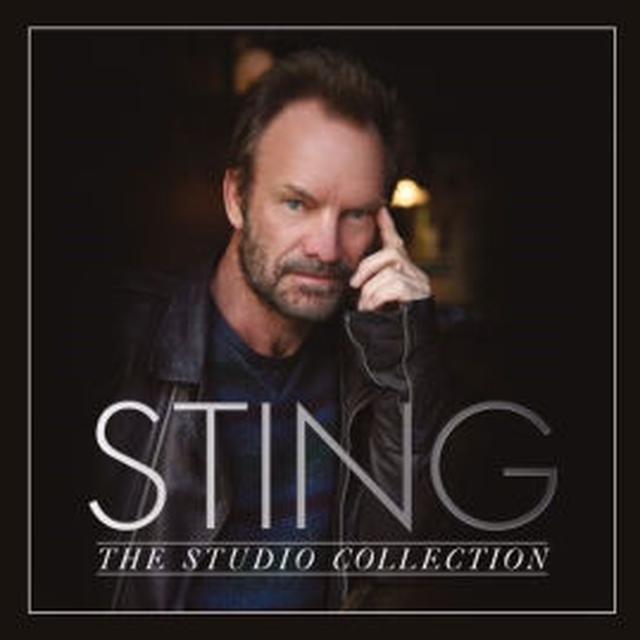 STING: THE STUDIO COLLECTION (BOX) Vinyl Record