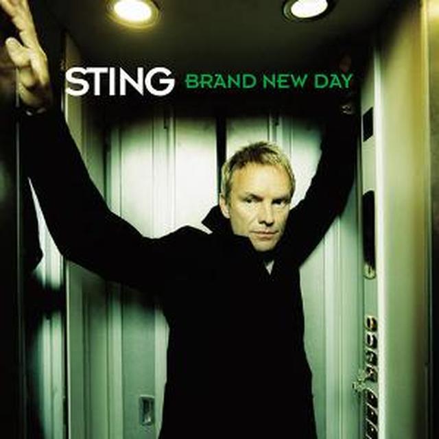 Sting BRAND NEW DAY Vinyl Record