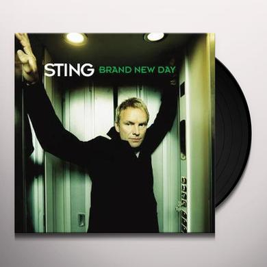 Sting BRAND NEW DAY Vinyl Record