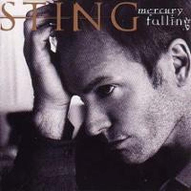 Sting MERCURY FALLING Vinyl Record
