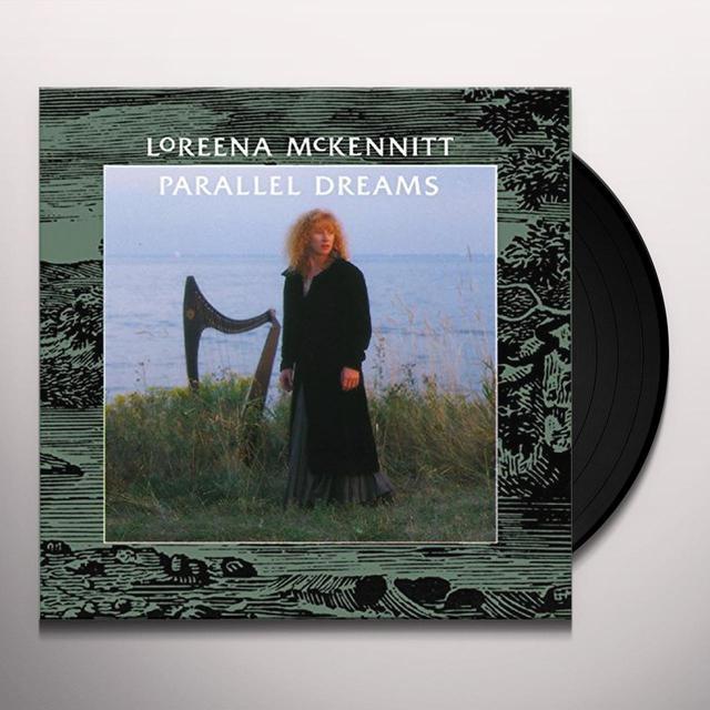 Loreena Mckennitt PARALLEL DREAMS Vinyl Record