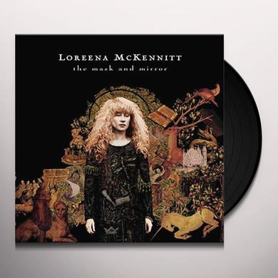 Loreena Mckennitt MASK & MIRROR Vinyl Record