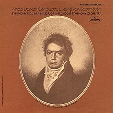 BEETHOVEN / DORATI / LONDON SYMPHONY ORCHESTRA SYMPHONY NO 7 Vinyl Record