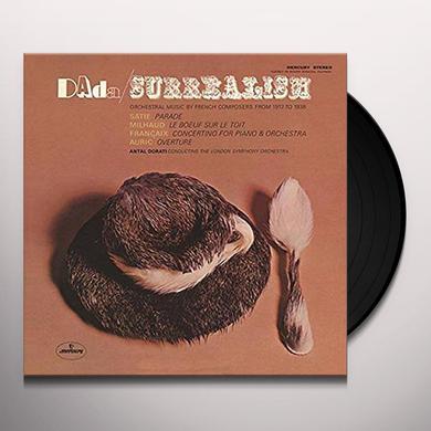 Antal Dorati / London Symphony Orchestra DADA - SURREALISM Vinyl Record