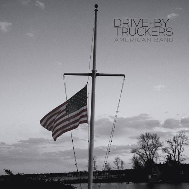 Drive-By Truckers AMERICAN BAND    (WSV) Vinyl Record - Colored Vinyl, Limited Edition, Red Vinyl