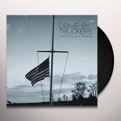 Drive-By Truckers AMERICAN BAND (WSV) Vinyl Record