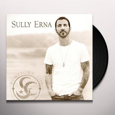 Sully Erna HOMETOWN LIFE Vinyl Record - Digital Download Included